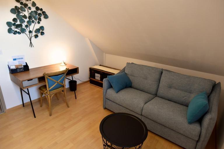 Suite mit Gartenblick / mindestens 2 Nächte