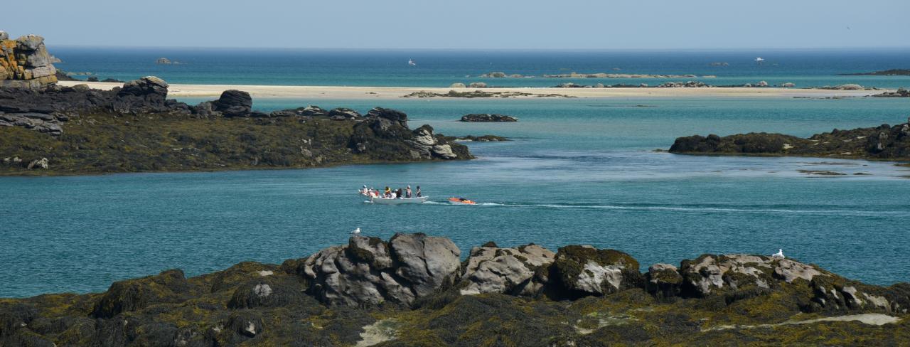 Chausey Inseln