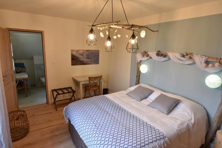 "Double Room ""Chausey"" / minimum 2 nights"